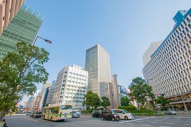 新大阪事務所へのアクセスイメージ