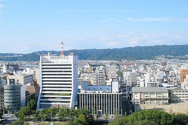 和歌山事務所へのアクセスイメージ